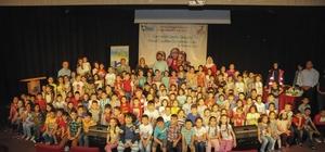 Beykoz Kent Konseyi'nden çocuklara bayram hediyesi