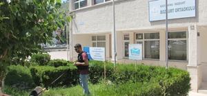 Bozkurt'ta polis ekipleri uyuşturucuya savaş açtı