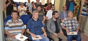 TSO üyelerine personel yönetimi eğitimi verdi