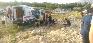 GÜNCELLEME - Karaman'da baraja giren çocuk boğuldu