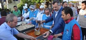 Beşir Derneğinden Türk ve Suriyeli ihtiyaç sahiplerine iftar yemeği