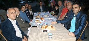 Devrek'te iftar programı düzenlendi