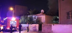Denizli'de ev yangınları