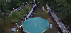 Bitlis İHH'dan iftar programı