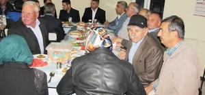 Hisarcık Belediyesinden şehit ve gazi ailelerine iftar