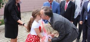 Edirne'de 55 bin 126 öğrenci karne heyecanı yaşadı