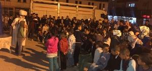 Saray ilçesinde Ramazan etkinliğine halktan yoğun ilgi