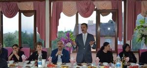 Adilcevaz'da şehit ve gazi aileleri iftar yemeğinde buluştu