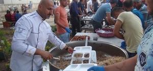 Nusaybin Belediyesinden iftar programı