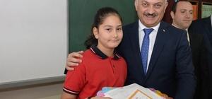 Balıkesir'de 184 bin 366 öğrenci aldı