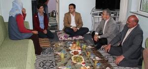 Kaymakam Dündar üniversite öğrencisi kardeşlerle iftar açtı