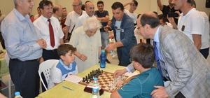 20 ilden 244 satranç ustası Söke'de buluştu
