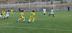 Minikler Futbol Şenliği Maçları başladı