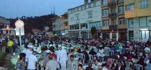 Emet Belediyesinden iftar