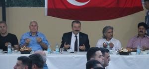 Adana Emniyet Müdürlüğünden iftar yemeği