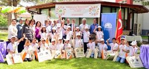 2017 Yılı Lider Çocuk Tarım Kampı Yapıldı