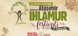 Ataşehir'de Ihlamur Festivali başlıyor