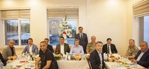 Bitlis protokolü Ahlat'ta ki iftarda buluştu