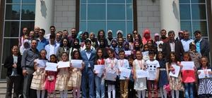 Yıl sonu ödüllerini Kuşulu öğrenciler topladı