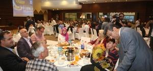 Şehit ve gazi aileleri iftar yemeğinde bir araya geldi