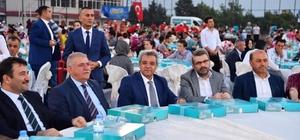 Onikişubat Belediyesi'nden 10 bin kişiye iftar yemeği