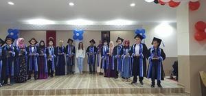 Başkan Yalçın mezuniyet törenine katıldı