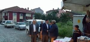 Pazaryeri'nde mahalle iftarları devam ediyor