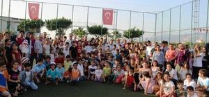İskenderun belediyesi yaz spor okulları başladı