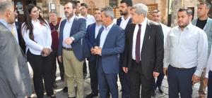 AK Parti Genel Başkan Yardımcısı Mahir Ünal'dan Payas ziyareti
