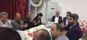 Dodurga Belediyesi'nden kardeşlik iftarı