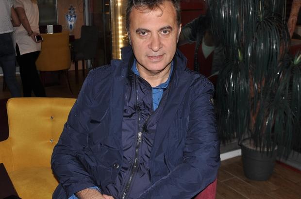 Beşiktaş Başkanı Fikret Orman, Artvin'de