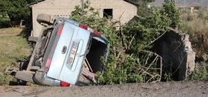 Elazığ'da trafik kazası : 1 yaralı