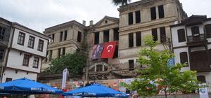 Tirilye Taş Mektep'te restorasyon çalışmaları başladı