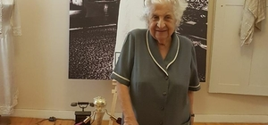 Söke Fatma Suat Orhon Müze ve Sanat Evi onur konuğunu ağırladı