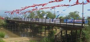 Dalama Köprüsü'nde geri sayım başladı