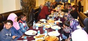 Ardahan Belediyesinden yetim çocuklar onuruna iftar