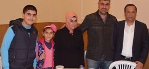 Başkan Toltar iftarda engelli vatandaşlarla buluştu