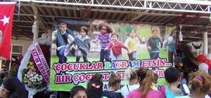 Balıkesir'de 300 çocuğa erken bayram hediyesi