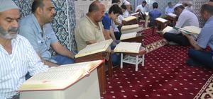 Siirt'te 100 camide mukabele geleneği sürdürülüyor