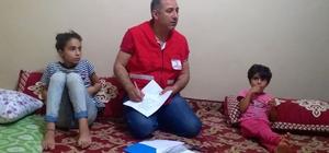 Kızılay'dan Silopi'de Ramazan yardımı