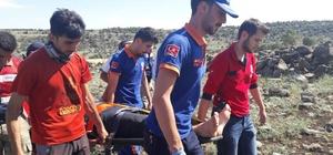 Gaziantep'te yamaç paraşütü kazası
