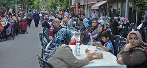 Adıyaman'da 5 bin kişi iftar sofrasında buluştu