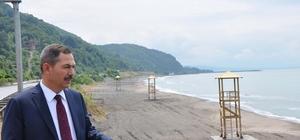 Kdz. Ereğli Belediyesi plajı bu yıl daha güvenli olacak