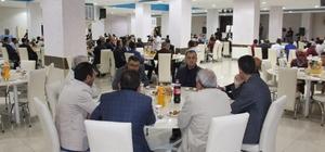 Düzce Belediyesi 2 bin kişilik iftar programı düzenledi