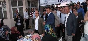 Bülent Turan Yenice'de iftar programına katıldı