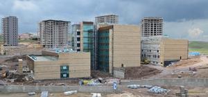 Pursaklar Devlet Hastanesi'nde sona gelindi
