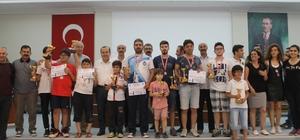 Söke'de ulusal satranç turnuvası heyecanı sona erdi