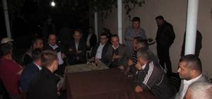 Turan, Sazak köyünü ziyaret etti