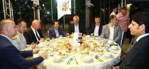 Vali Balkanlıoğlu, dürüst gazeteciliğe dikkat çekti