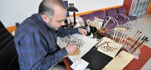 NEÜ'de yeni açılan geleneksel Türk Sanatları Bölümü öğrencilerini bekliyor